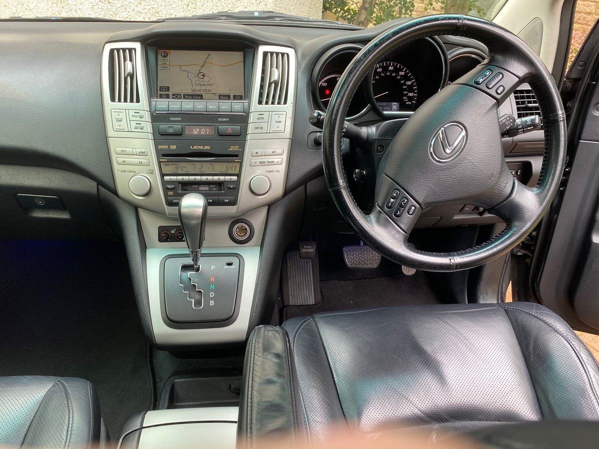 2007 (57) Lexus RX400h Hybrid, 131000m, FSH For Sale (picture 6 of 6)
