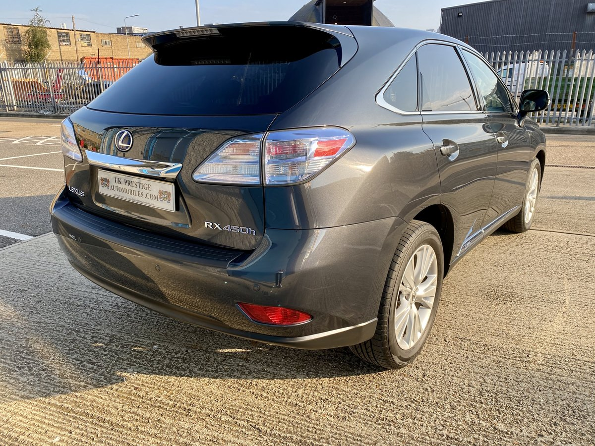 2010 1 OWNER LEXUS RX450H SE-L WITH FULL LEXUS SERVICE HISTORY  SOLD (picture 2 of 6)