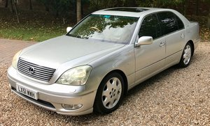 Picture of 2001 Lexus LS430 V8 Stunning Car, Fully Loaded, FSH