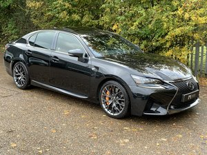 Lexus GS F 5.0 V8 2016 - Very Rare + Sunroof + Mark Levinson