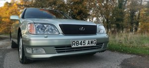 Lexus ls400 4.0 v8 1 owner car