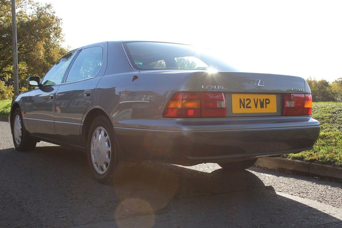 Lexus IS400 1995 - To be auctioned 26-03-21 For Sale by Auction (picture 2 of 6)