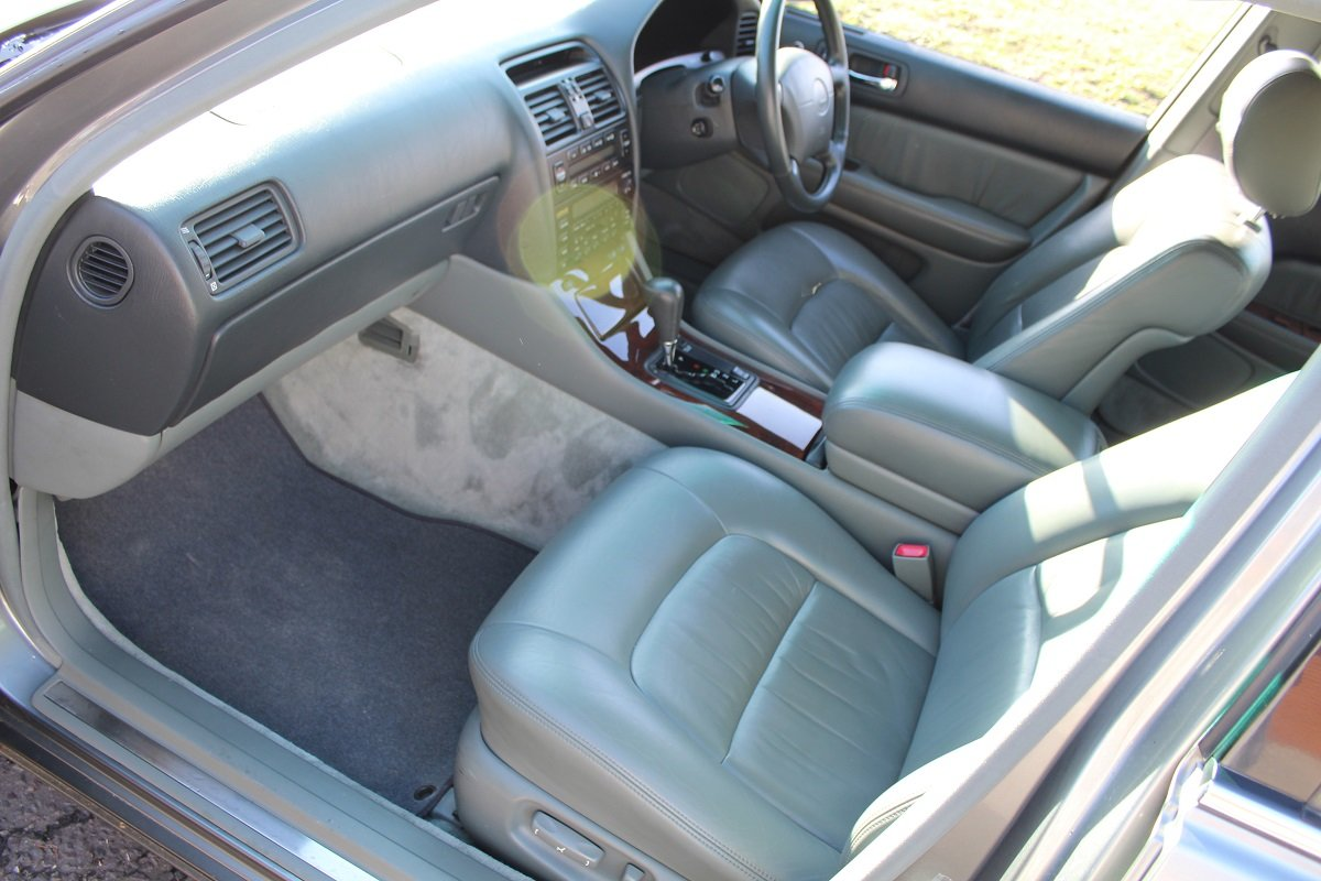 Lexus IS400 1995 - To be auctioned 26-03-21 For Sale by Auction (picture 3 of 6)
