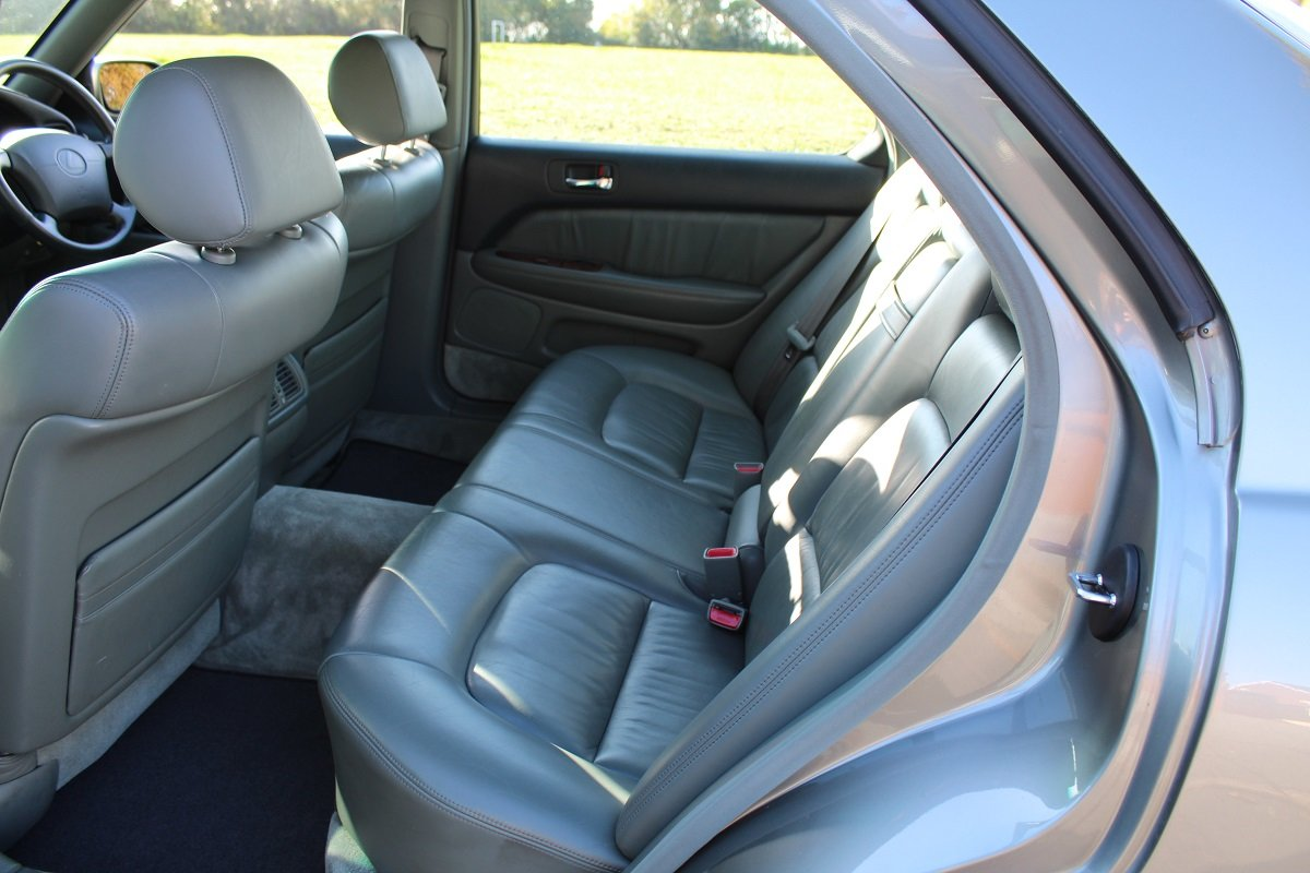 Lexus IS400 1995 - To be auctioned 26-03-21 For Sale by Auction (picture 4 of 6)