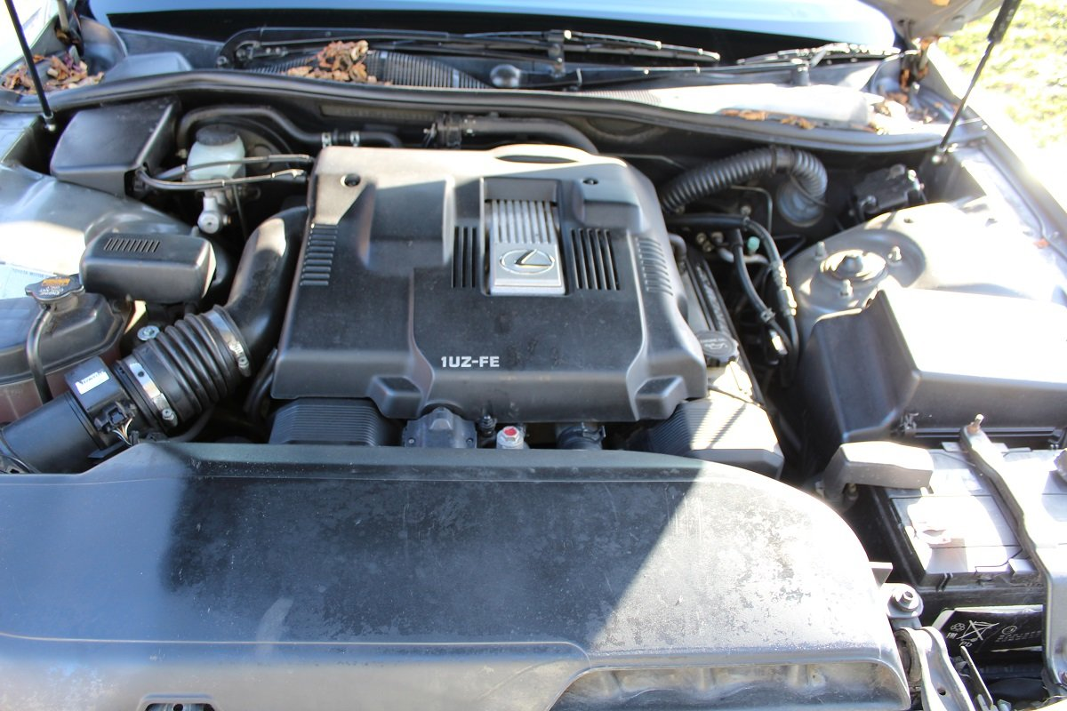 Lexus IS400 1995 - To be auctioned 26-03-21 For Sale by Auction (picture 5 of 6)