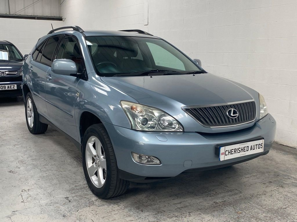 2005 LEXUS RX 300* GENUINE 39,000 MILES* LEXUS S/HISTORY* LEATHER For Sale (picture 1 of 6)