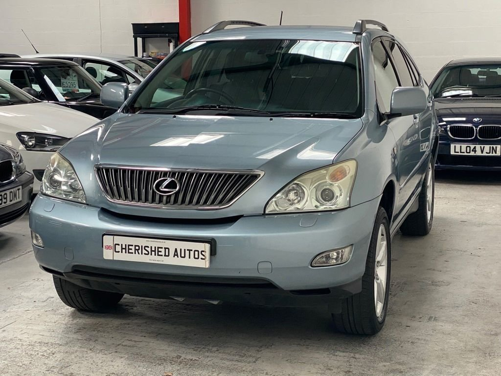 2005 LEXUS RX 300* GENUINE 39,000 MILES* LEXUS S/HISTORY* LEATHER For Sale (picture 2 of 6)