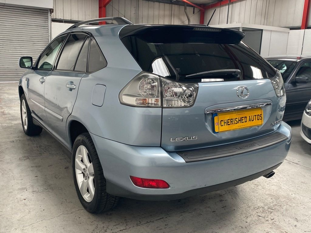 2005 LEXUS RX 300* GENUINE 39,000 MILES* LEXUS S/HISTORY* LEATHER For Sale (picture 3 of 6)