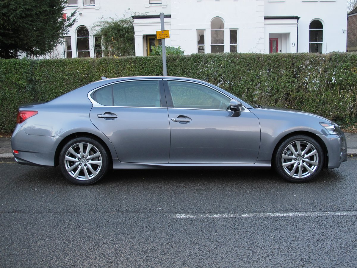 LEXUS GS 250 LUXURY - AUTOMATIC - 2012 - FACLIFT MODEL For Sale (picture 2 of 12)