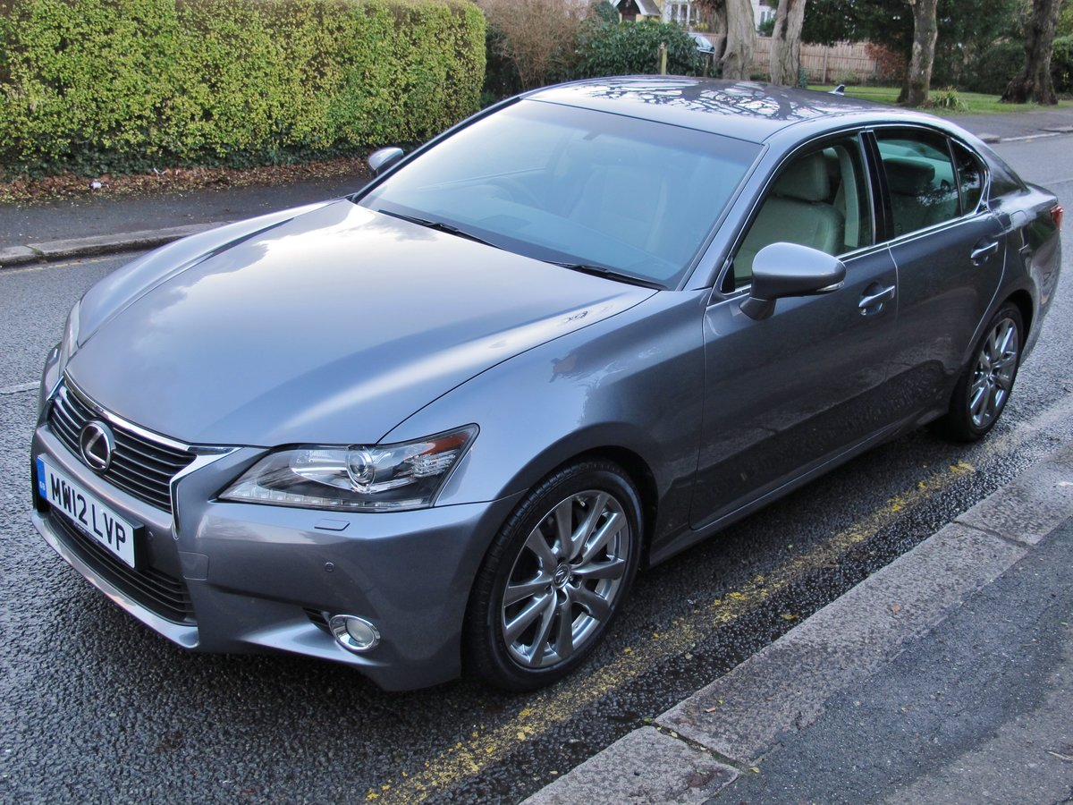 LEXUS GS 250 LUXURY - AUTOMATIC - 2012 - FACLIFT MODEL For Sale (picture 3 of 12)