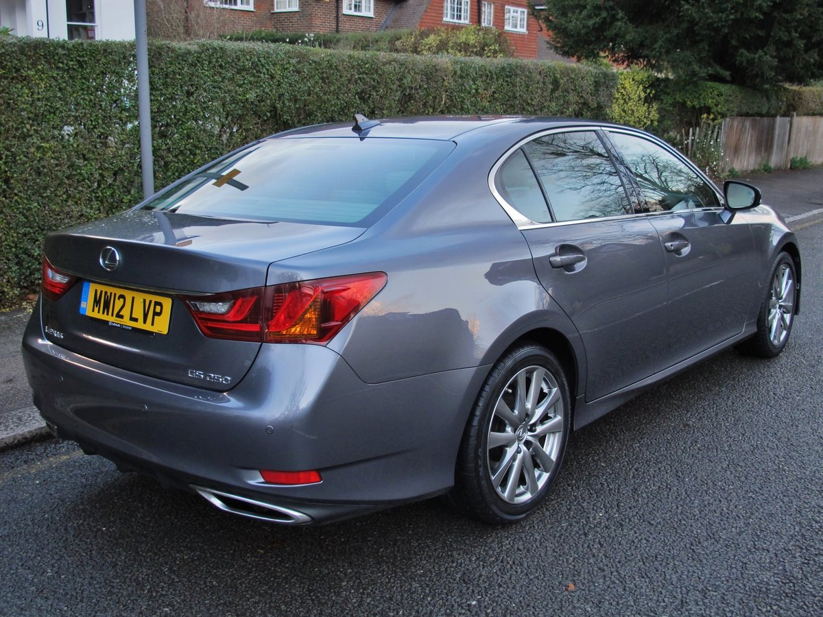 LEXUS GS 250 LUXURY - AUTOMATIC - 2012 - FACLIFT MODEL For Sale (picture 4 of 12)