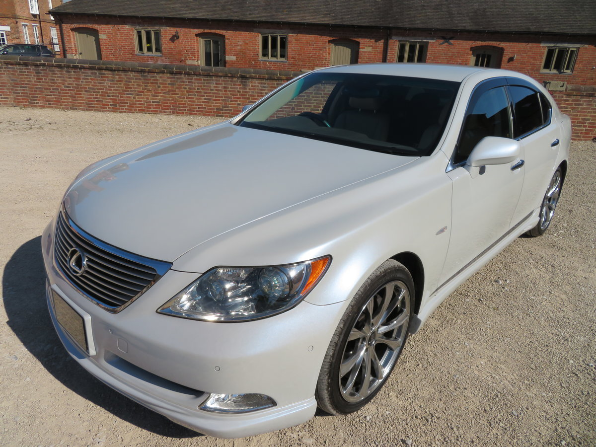 LEXUS LS 460I AUTO 2006 - COVERED 19K MILES /32K KLM 1 OWNER For Sale (picture 7 of 12)