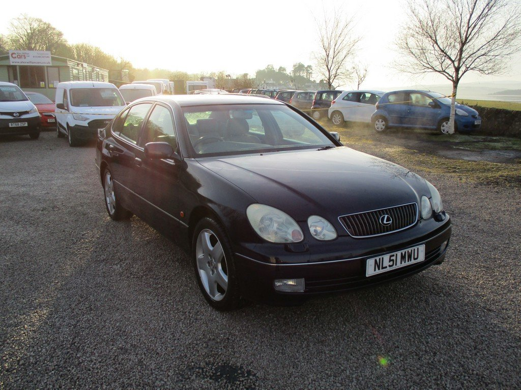 2001 LEXUS GS300 3.0 SE For Sale (picture 1 of 12)