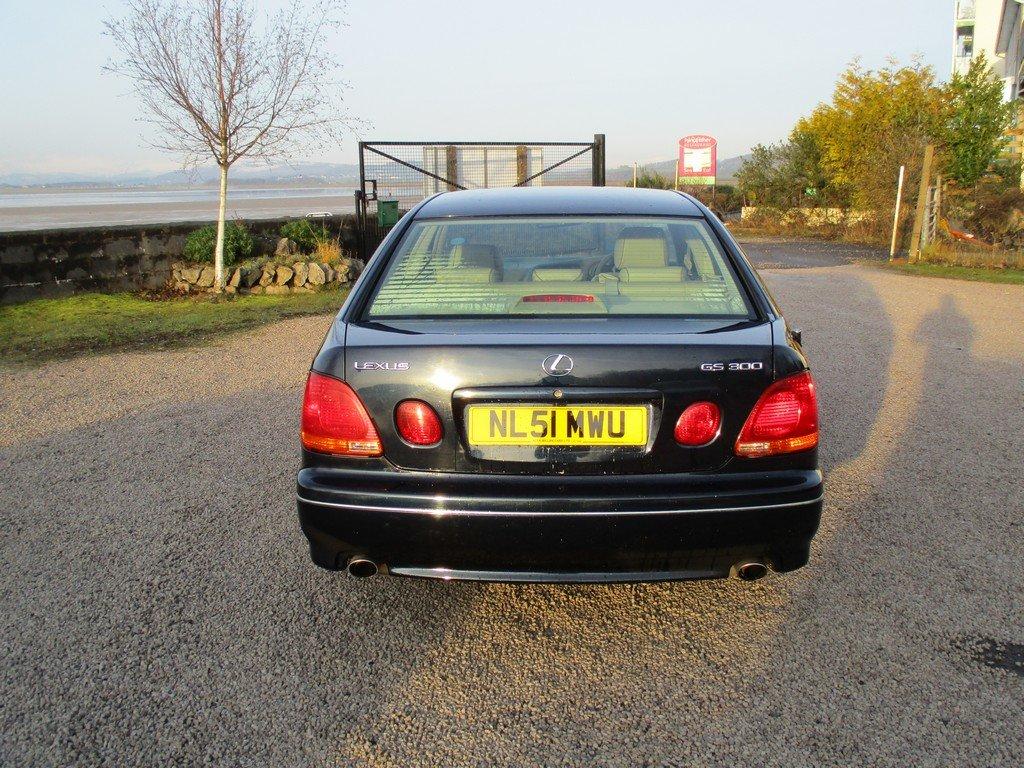 2001 LEXUS GS300 3.0 SE For Sale (picture 5 of 12)
