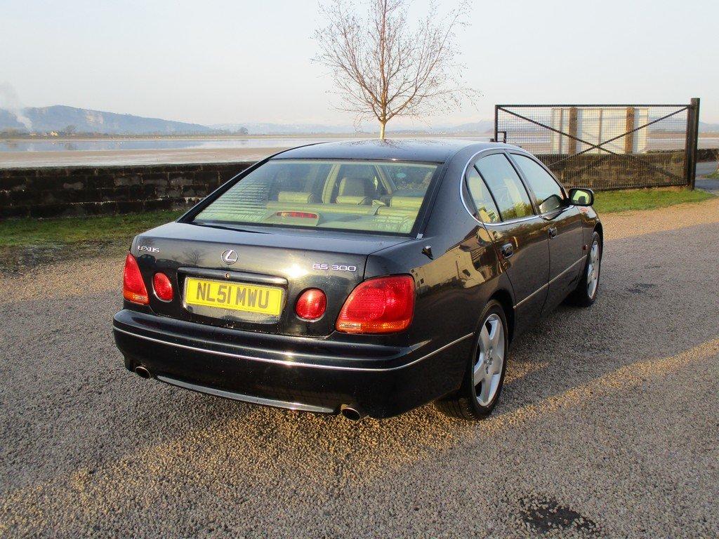 2001 LEXUS GS300 3.0 SE For Sale (picture 6 of 12)