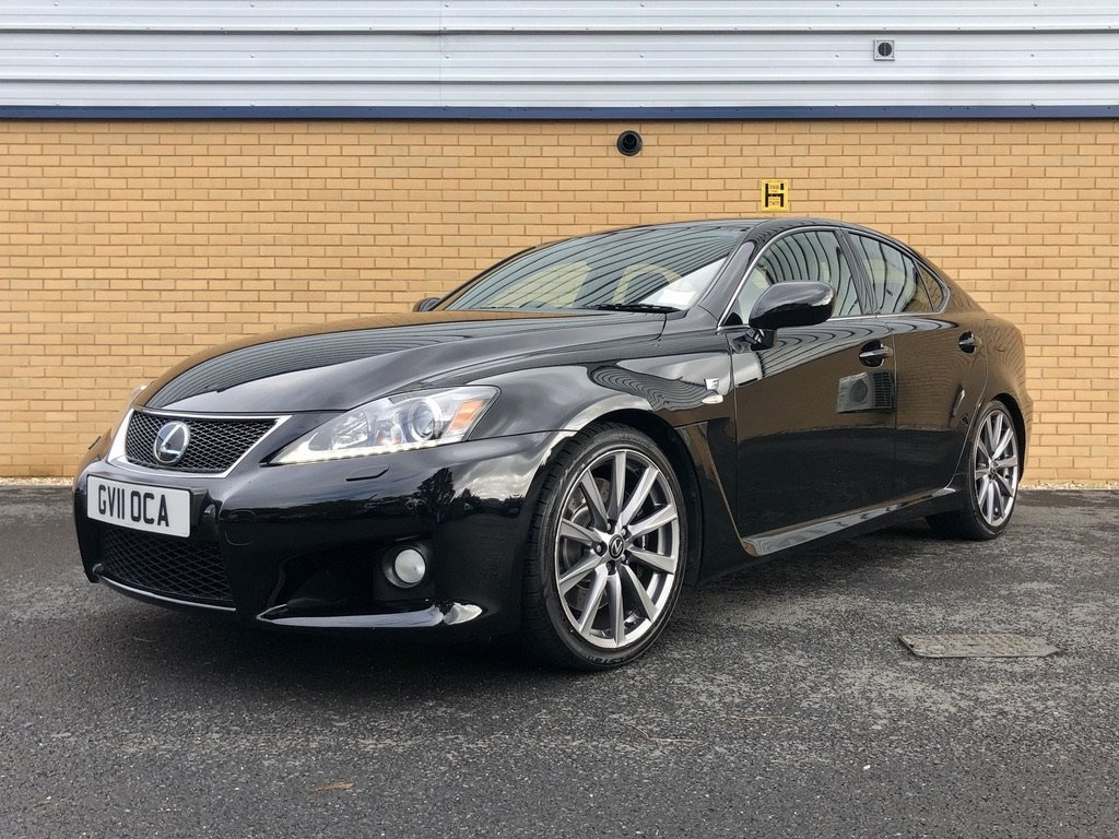2011 11 LEXUS IS-F 5.0L // F // 4d // 417 BHP // Px swap For Sale (picture 1 of 17)