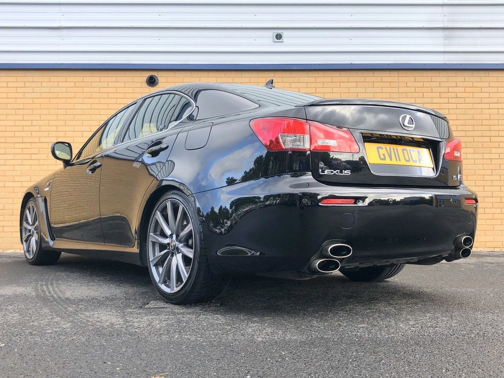 2011 11 LEXUS IS-F 5.0L // F // 4d // 417 BHP // Px swap For Sale (picture 4 of 17)