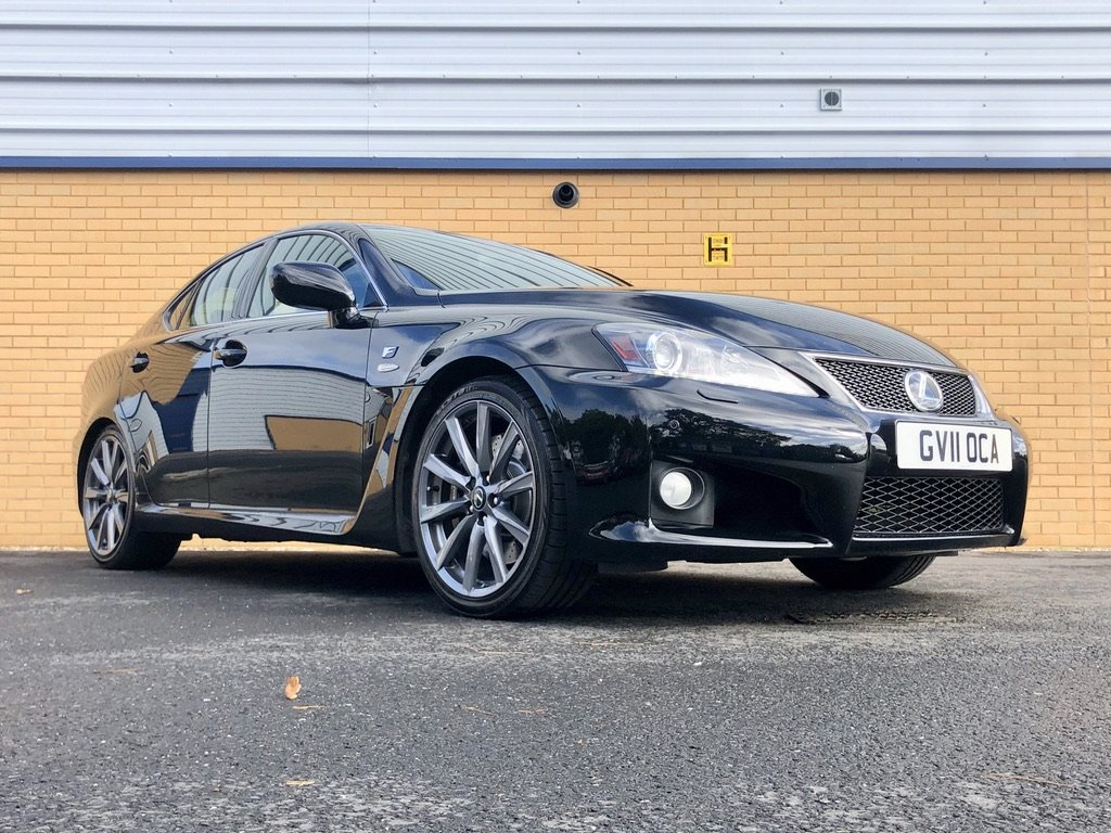 2011 11 LEXUS IS-F 5.0L // F // 4d // 417 BHP // Px swap For Sale (picture 8 of 17)