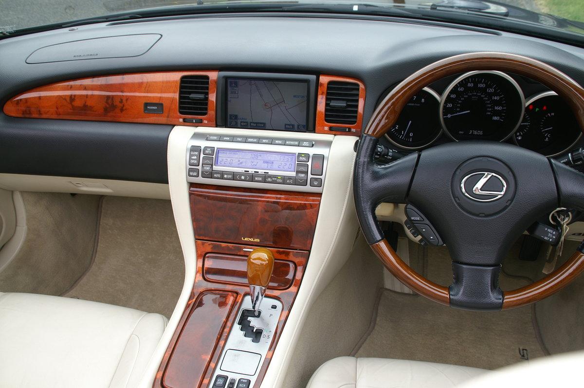 2007 Lexus SC430 - 38,000 miles SOLD (picture 3 of 12)