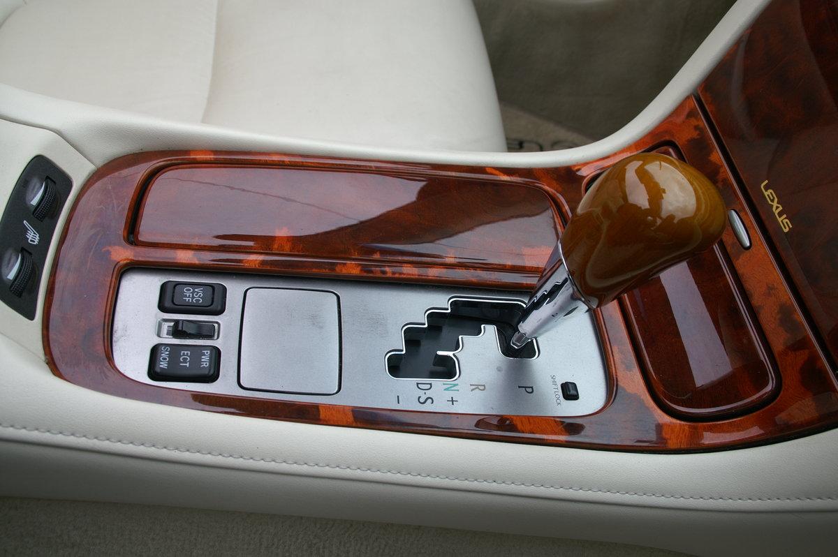 2007 Lexus SC430 - 38,000 miles SOLD (picture 5 of 12)