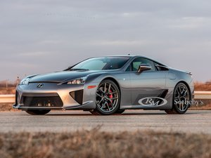 Picture of 2012 Lexus LFA  For Sale by Auction