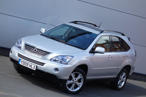 Picture of 2009 Lexus 400h Petrol/Electric Hybrid FLSH Nav Sunroof Leather For Sale