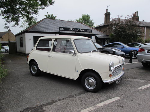 1970 Leyland Mini 850 For Sale (picture 1 of 6)