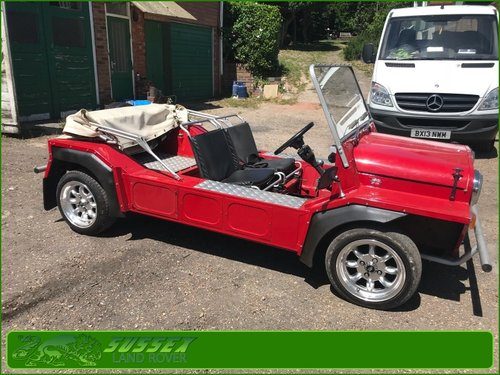 Layland Mini Moke V Reg 1979 998cc For Sale (picture 2 of 6)
