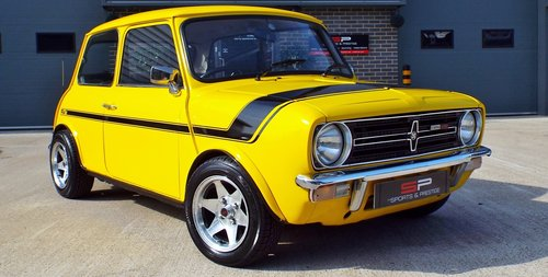 1978 Leyland Mini Clubman Gts 1275 Rare Example For Sale Car And