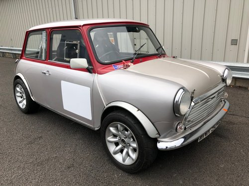 1978 S LEYLAND CARS MINI 1275CC CLASSIC HISTORIC RALLY CAR SOLD (picture 1 of 6)