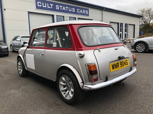 1978 S LEYLAND CARS MINI 1275CC CLASSIC HISTORIC RALLY CAR SOLD (picture 3 of 6)