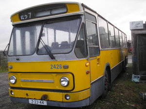 1965 Dutch bus For Sale