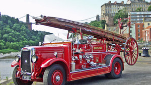 1931 LEYLAND LIONESS FIRE ENGINE For Sale by Auction