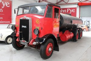 1940 LEYLAND TSW 14T HIPPO TANKER For Sale by Auction
