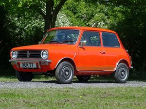 1978 Leyland Mini 1275 GT For Sale by Auction
