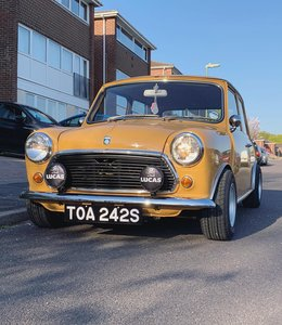 1977 Mini 1000 Immaculate