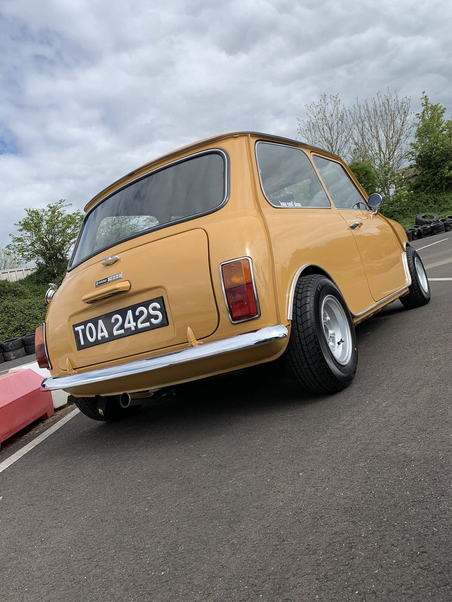 1977 Mini 1000 Immaculate For Sale (picture 4 of 6)