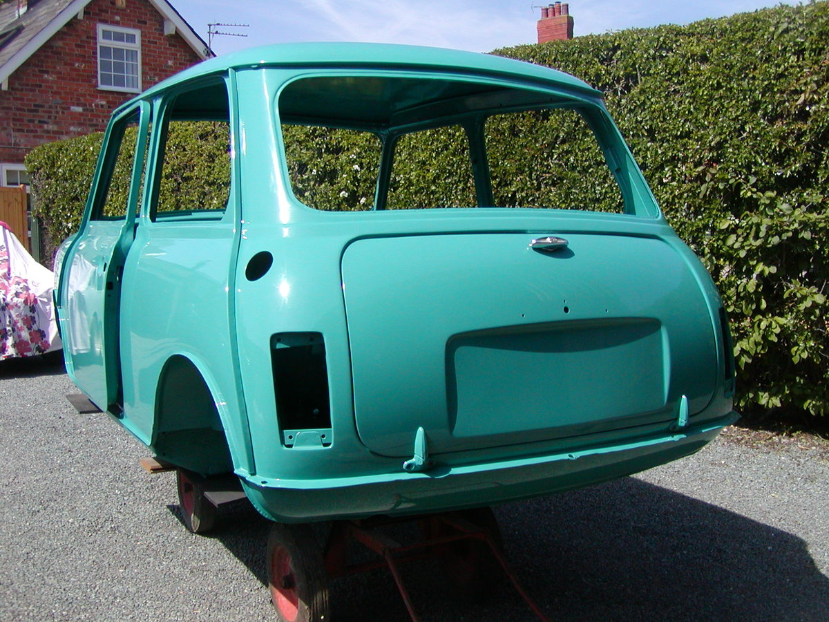 1971 Mini Cooper S recreation Unfinished  Project For Sale (picture 2 of 6)