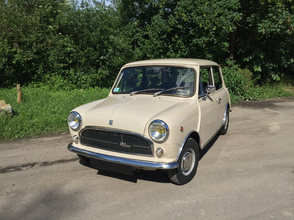 1974 Leyland Innocenti 1001 Mini Matic - No Reserve  For Sale by Auction (picture 1 of 6)