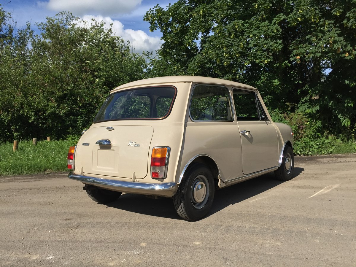 1974 Leyland Innocenti 1001 Mini Matic - No Reserve  For Sale by Auction (picture 2 of 6)