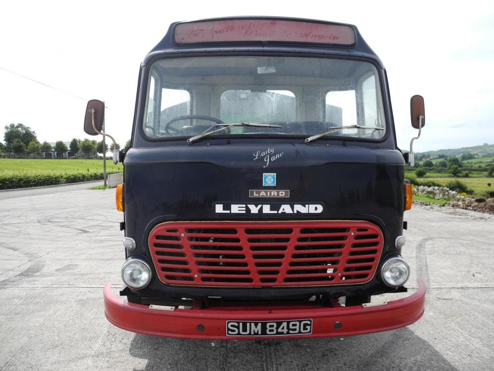 1968 Leyland Laid Flat Bed For Sale (picture 2 of 6)