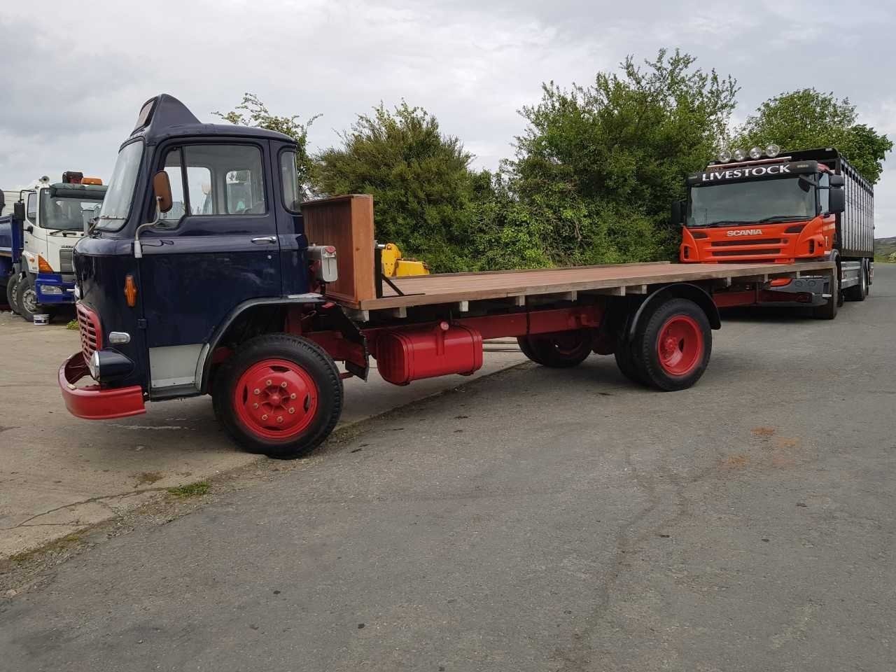 1968 Leyland Laid Flat Bed For Sale (picture 3 of 6)