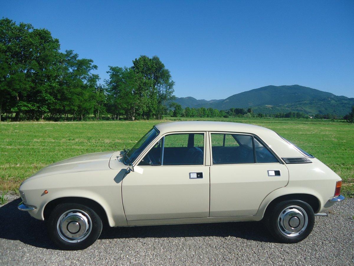 1975 Rare Leyland Innocenti Regent 1300 SOLD (picture 2 of 6)