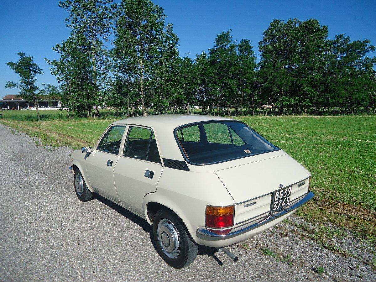1975 Rare Leyland Innocenti Regent 1300 SOLD (picture 3 of 6)