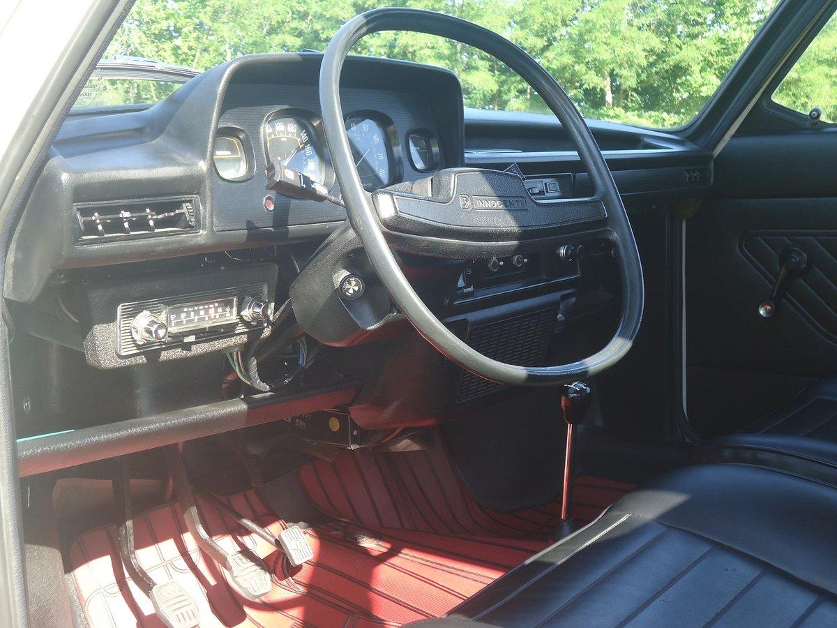 1975 Rare Leyland Innocenti Regent 1300 SOLD (picture 4 of 6)