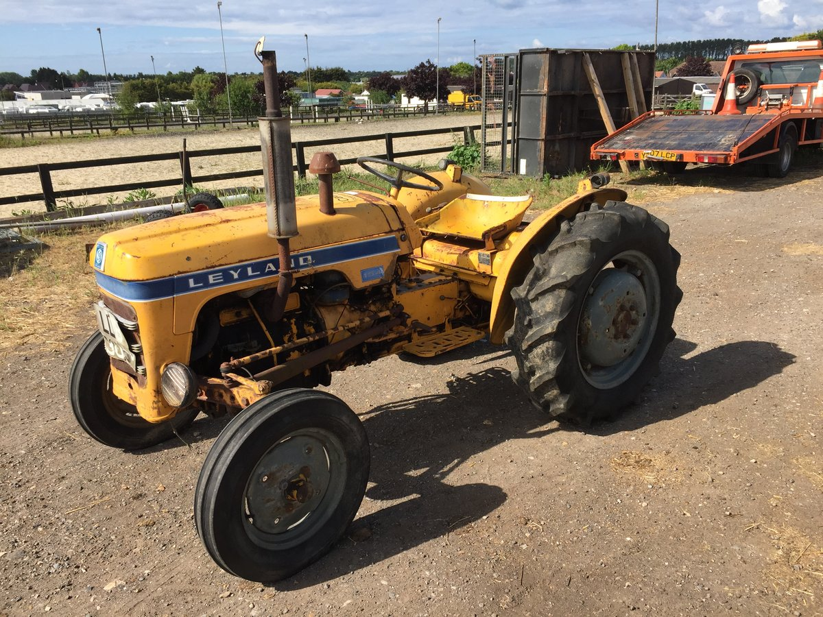 1970 Leyland Tractor 54 For Sale (picture 1 of 6)
