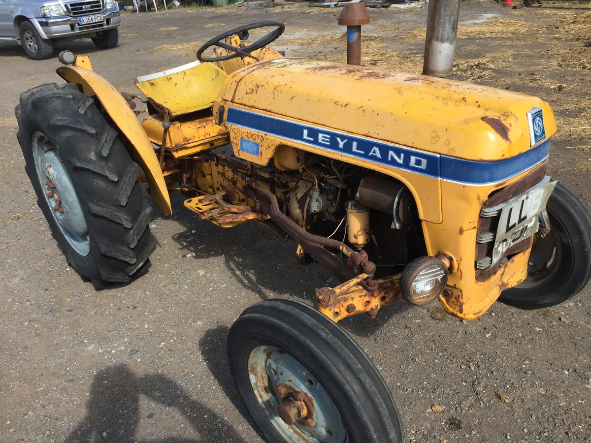 1970 Leyland Tractor 54 For Sale (picture 3 of 6)