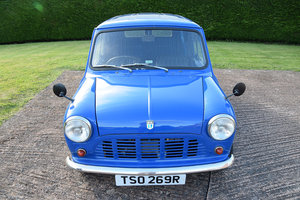 1977 Mini 850 Light Van For Sale