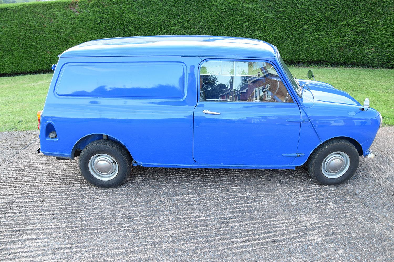 1977 Mini 850 Light Van For Sale (picture 2 of 6)