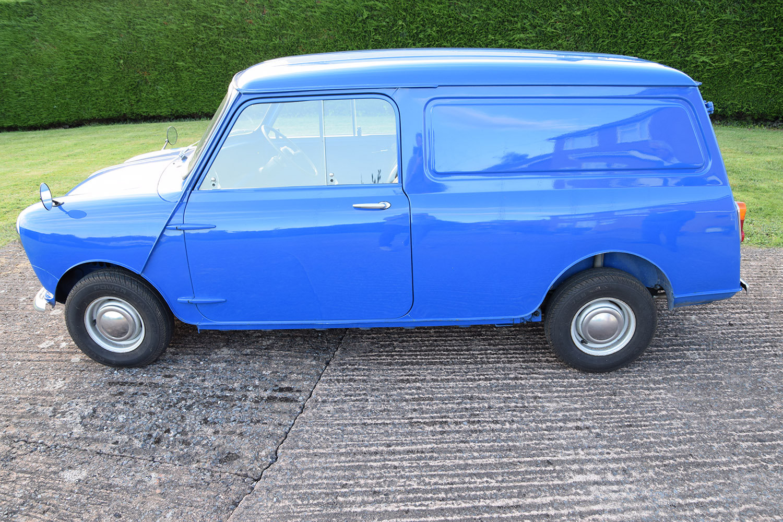 1977 Mini 850 Light Van For Sale (picture 3 of 6)